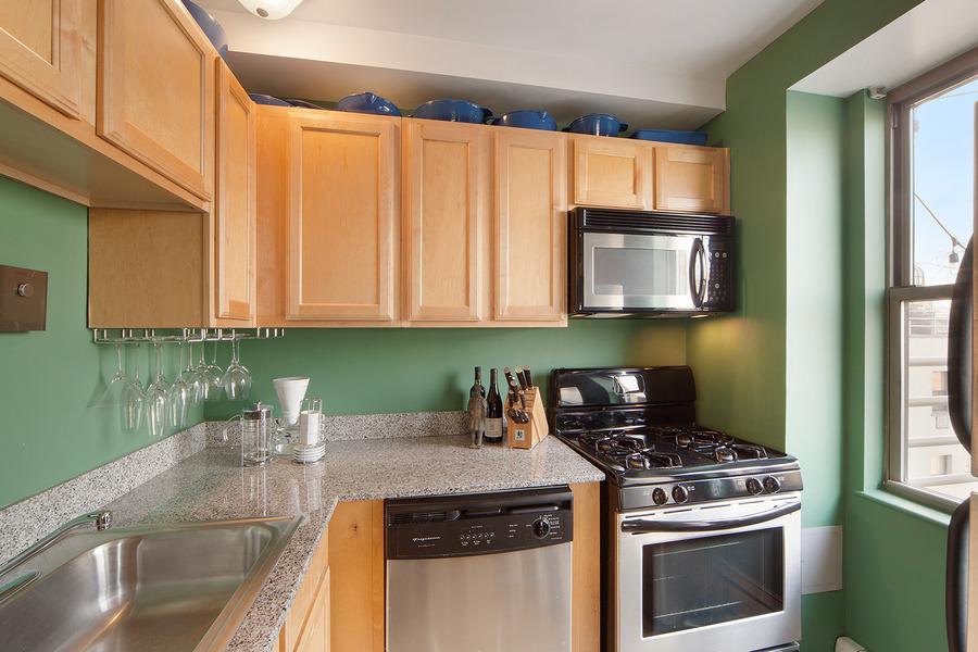 756 Washington Street  Kitchen - NYC Rental Apartments