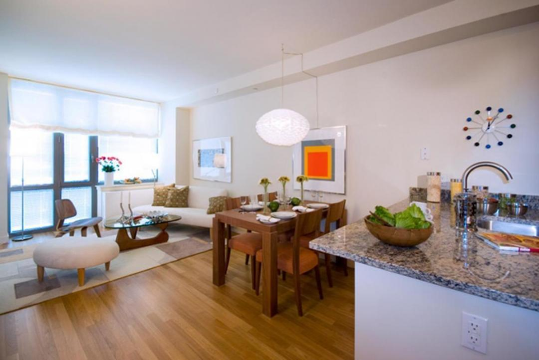 188 Ludlow Street Living Room - Manhattan Rental Apartments