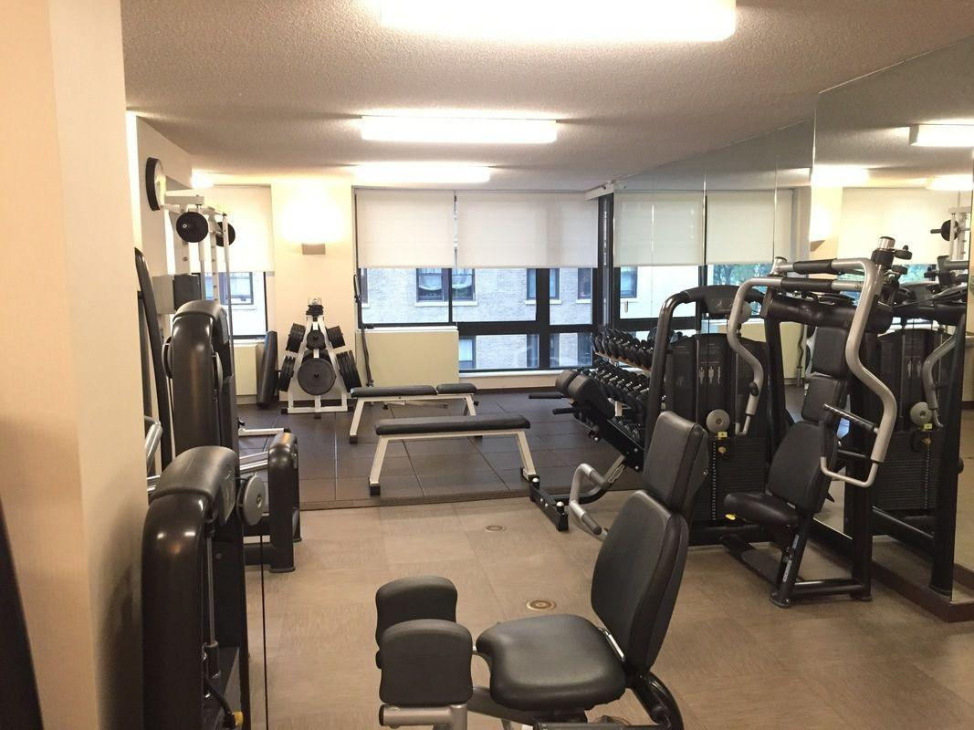 255 West 94th Street Gym - NYC Rental Apartments