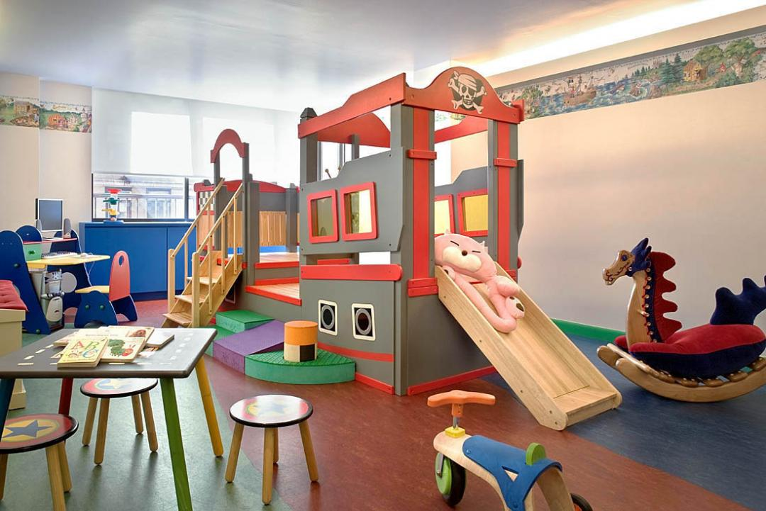 The Lyric Children's Playroom - 255 West 94th Street apartments for rent