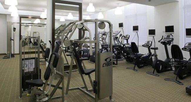 The Melar Fitness Room - Manhattan Apartments for rent