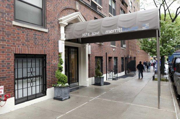 167 East 82nd Street Entrance - Upper East Side Rental Apartments