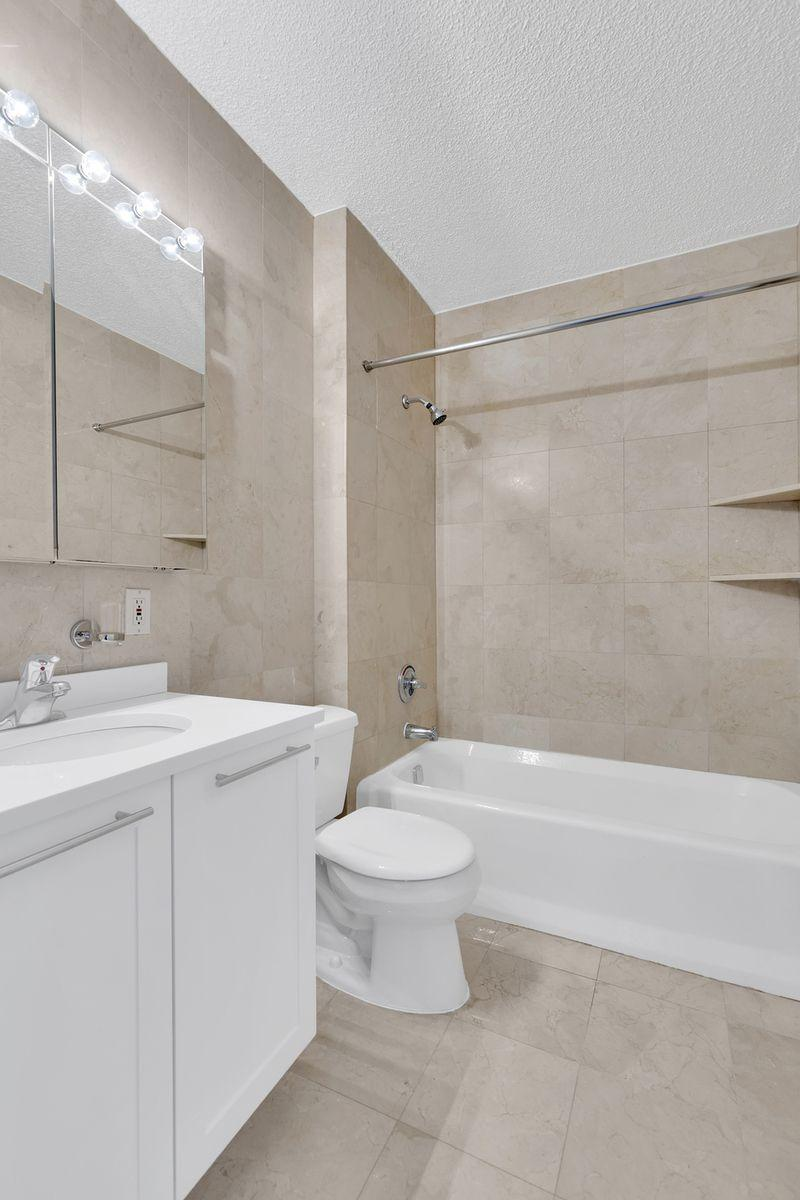 247 West 87th Street Bathroom - NYC Rental Apartments