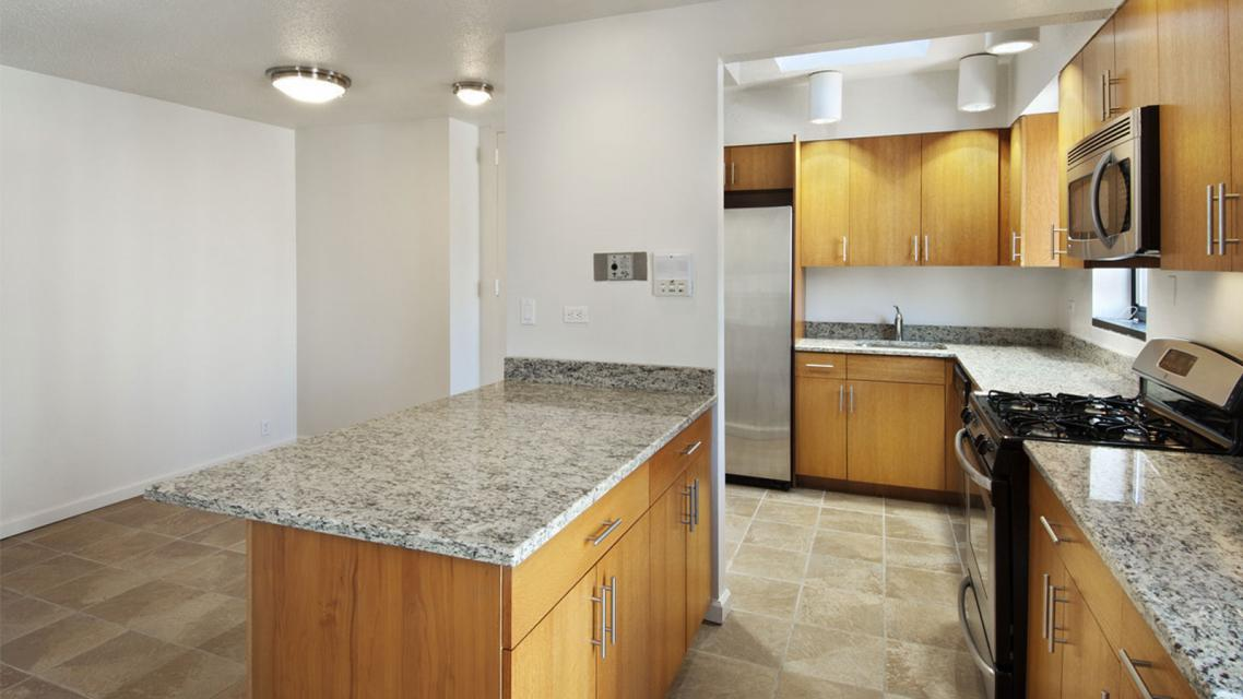 The Morrison Kitchen - Manhattan Apartments for rent