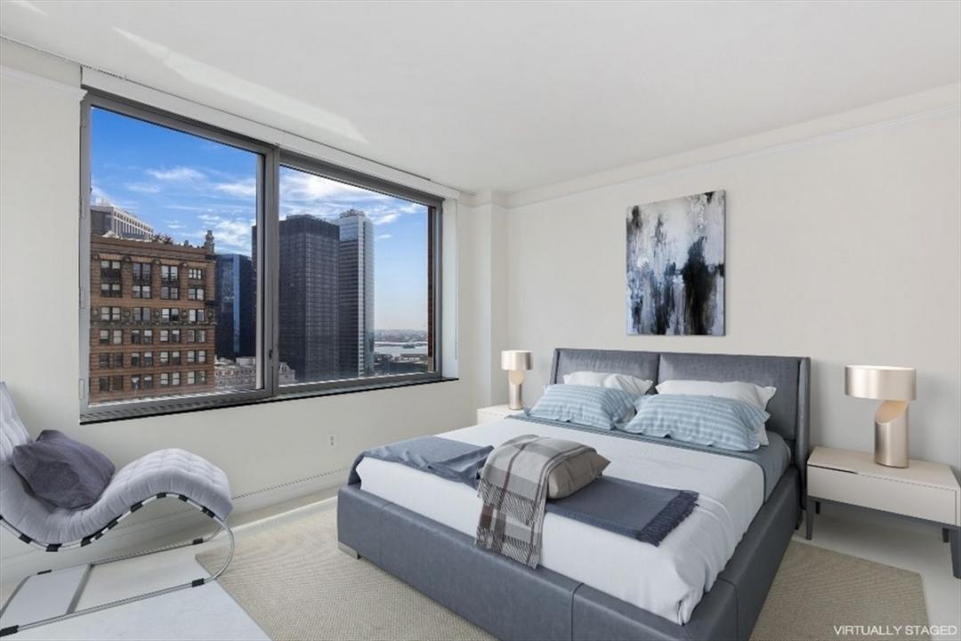 Apartments for rent at The Ritz Carlton - Bedroom