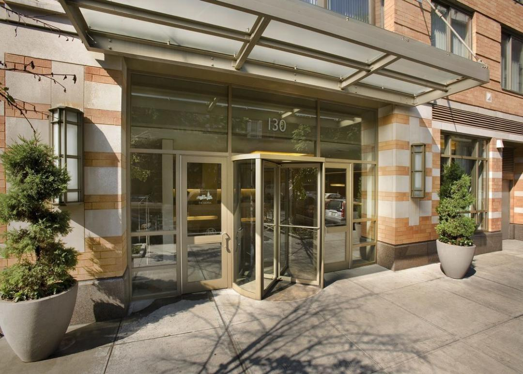 The Sierra Entrance - Chelsea Apartment Rentals
