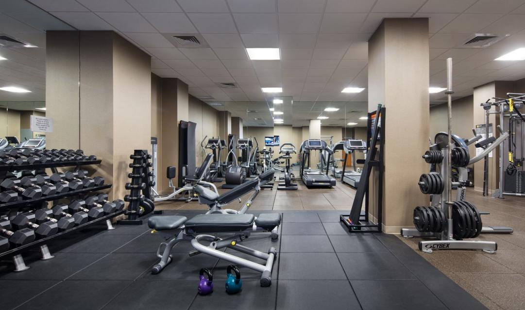 130 West 15th Street Gym - NYC Rental Apartments