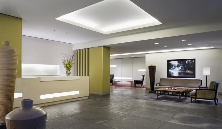 The Sierra Lobby - Manhattan Apartments for rent