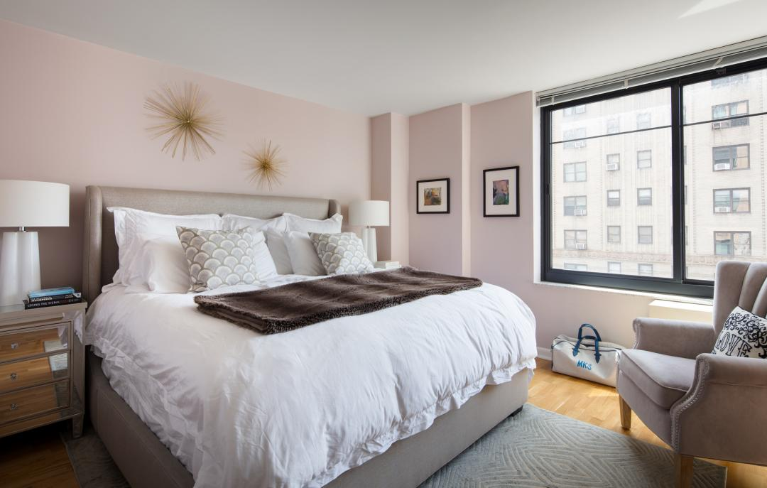 Rental Apartments at  535 West 23rd Street Bedroom