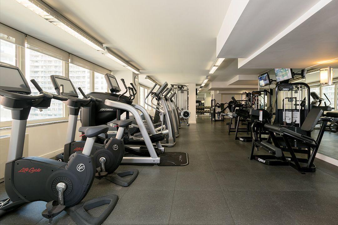 240 East 86th Street Fitness - Manhattan Rental Apartments