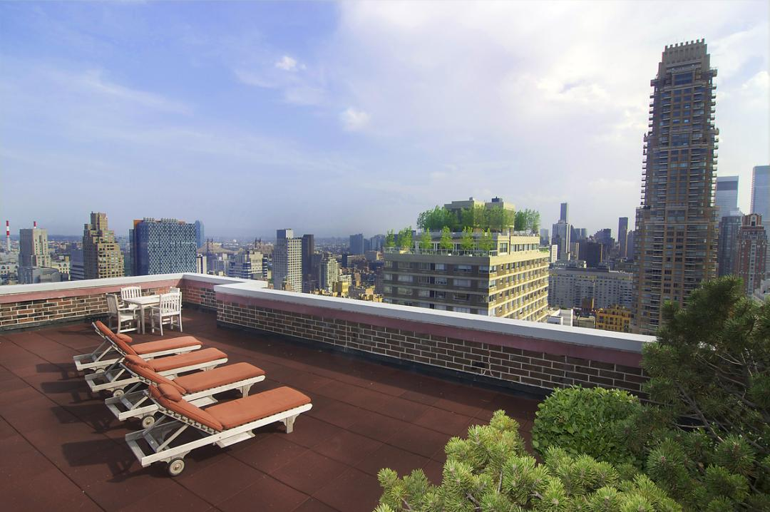 The Wellesley Rooftop - 200 East 72nd Street apartments for rent