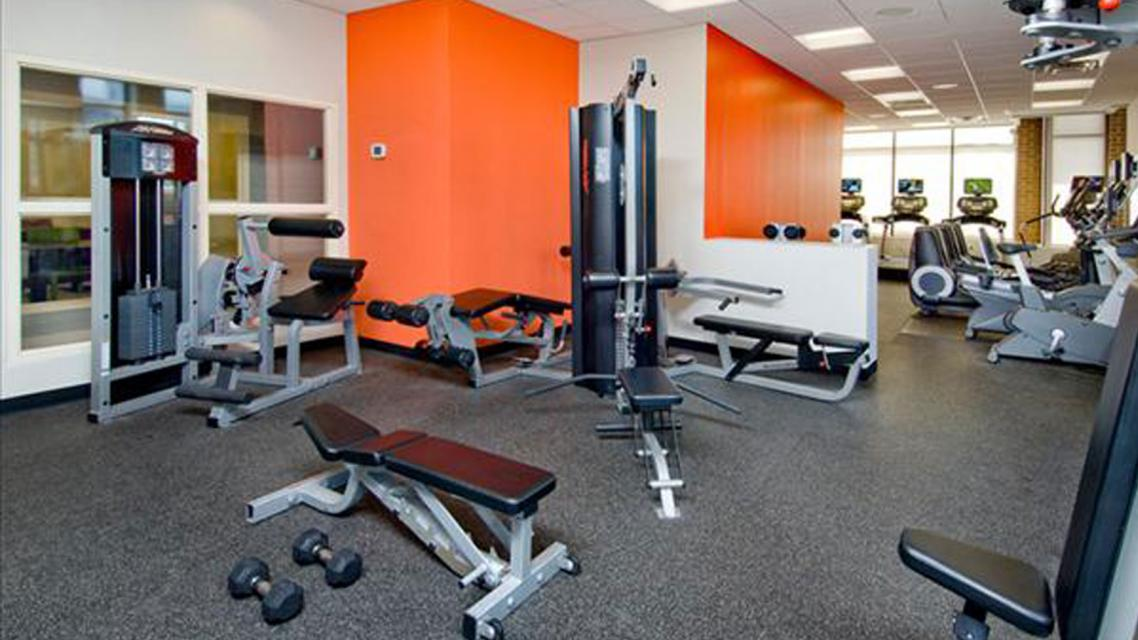 The Westmont Apartments Gym - Manhattan Apartments for rent