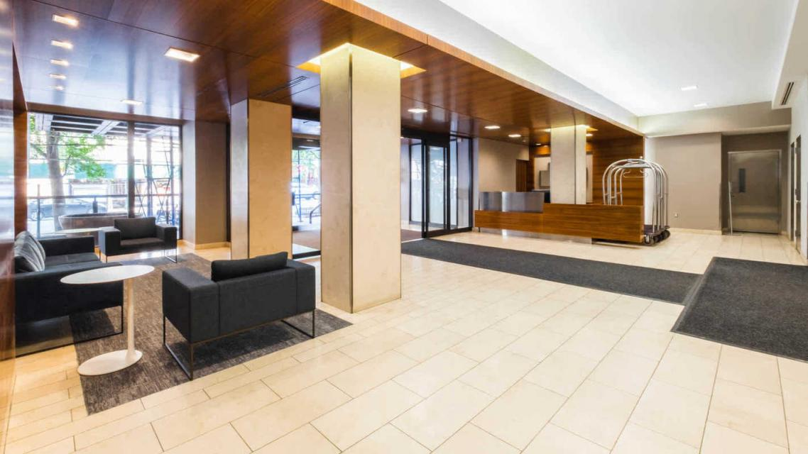 730 Columbus Avenue Lobby - Upper West Side Rental Apartments