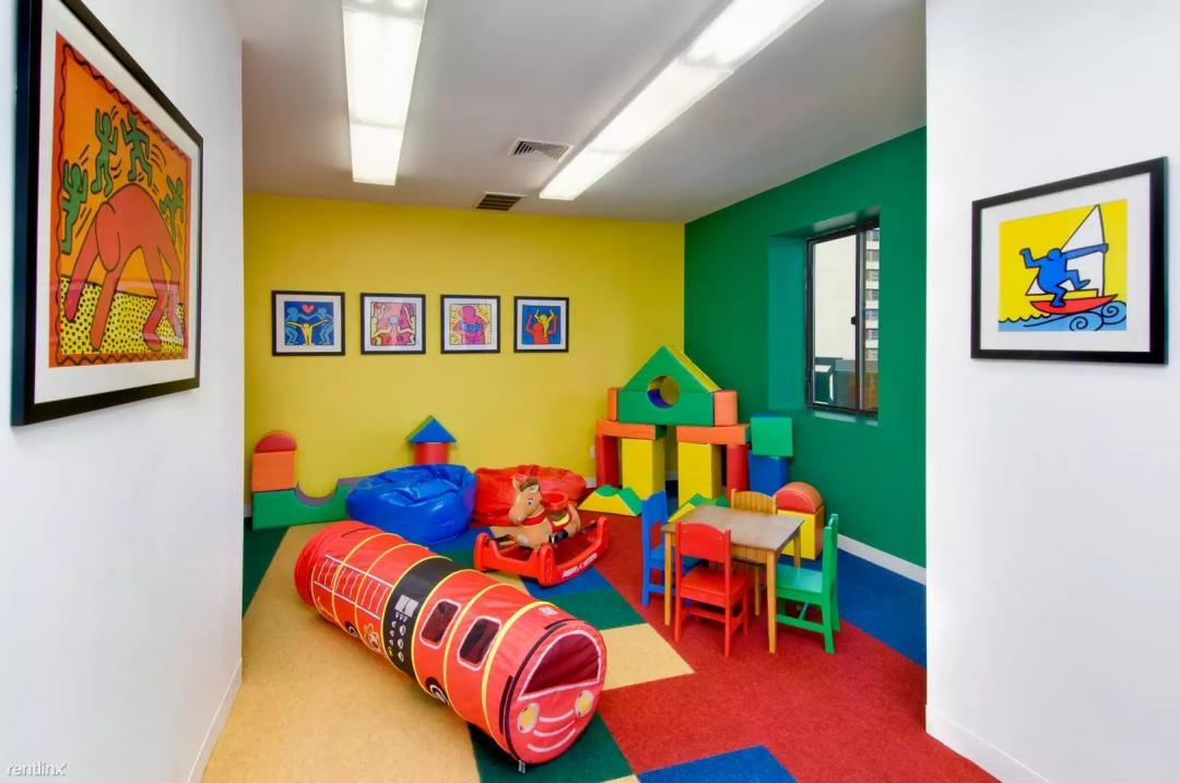 730 Columbus Avenue Playroom - NYC Rental Apartments
