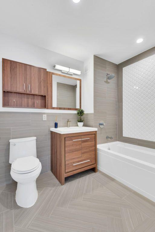 Bathroom at The Addition Apartment
