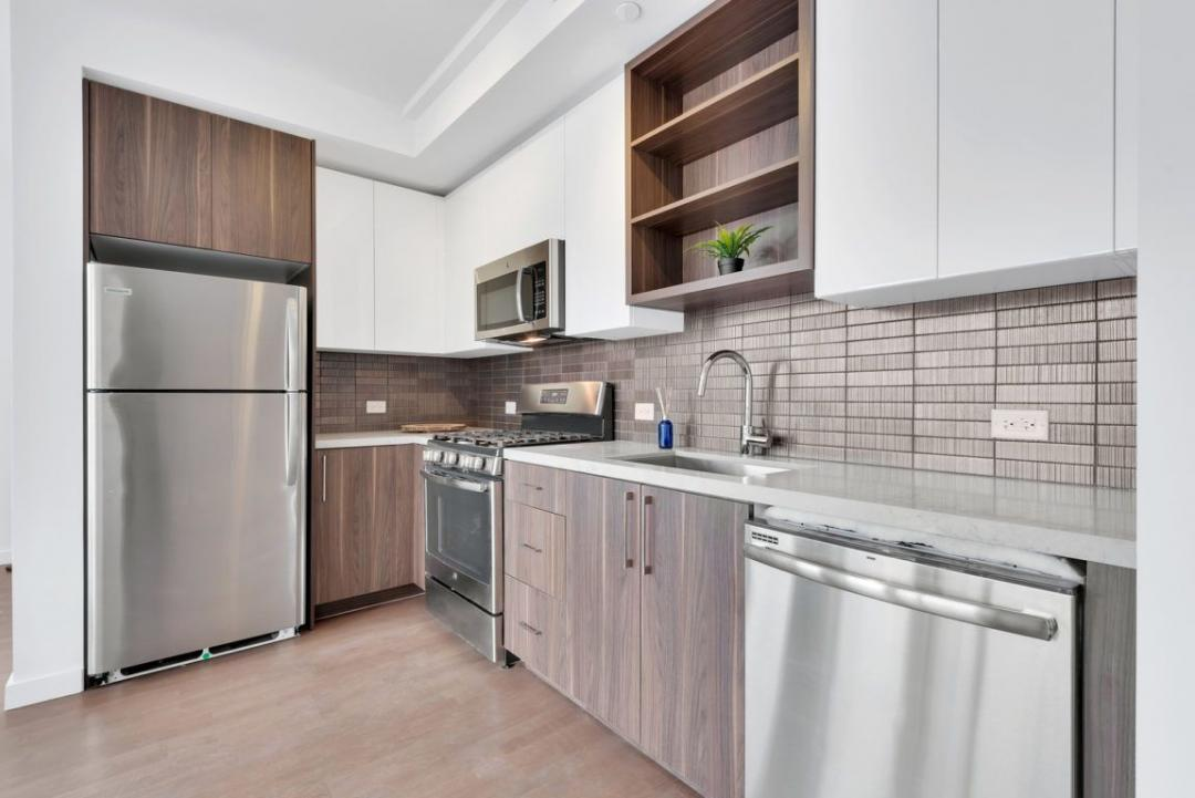 Kitchen at The Addition Apartment