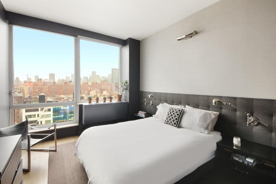 Bedroom - The Caledonia - Chelsea - Apartment For Rent - NYC
