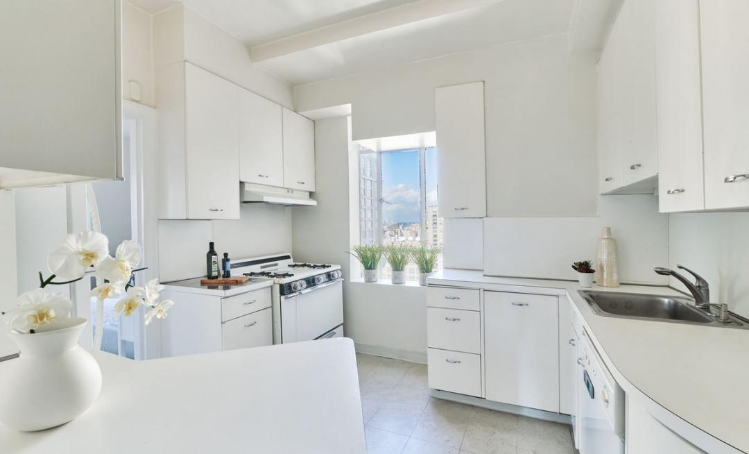 Apartments for rent at The Century Condominium - Kitchen