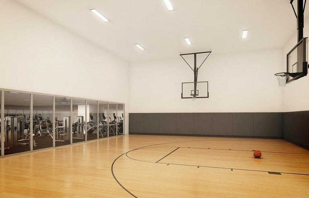 Basketball Court- 309 Fifth Avenue Apartments for Rent