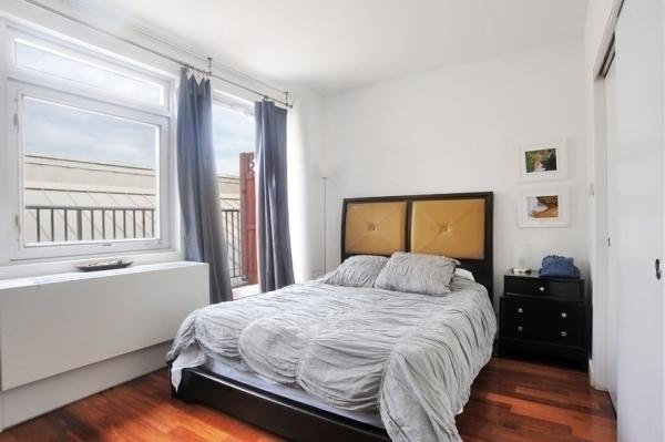 The Foundry Bedroom, NYC