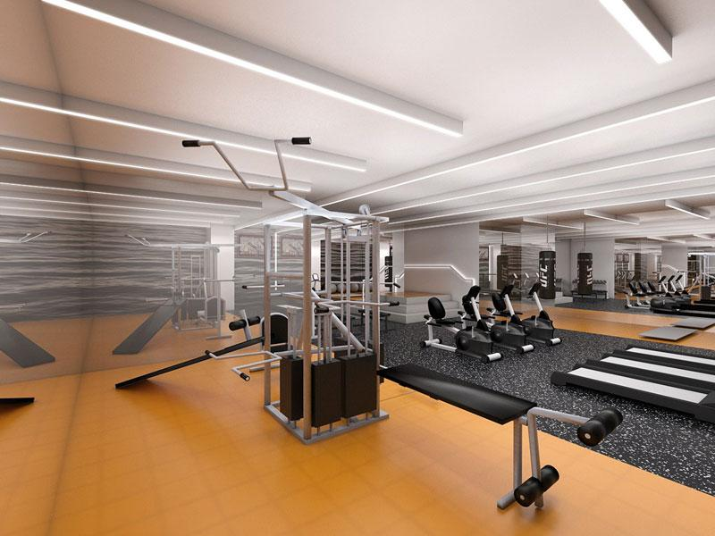 The Grayson Gym, Apartments for Rent, NYC, Kips Bay