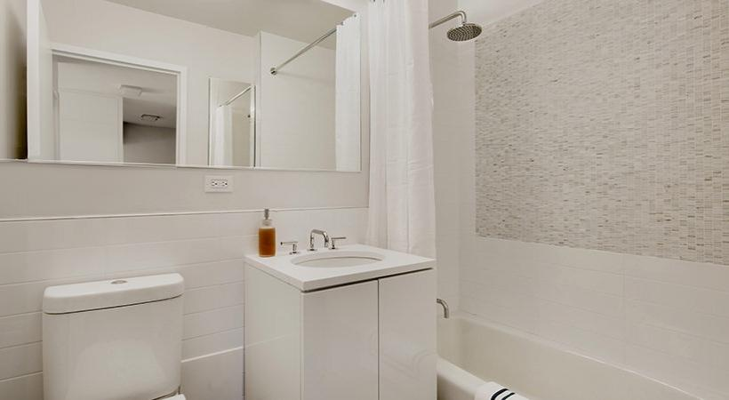 Apartments for sale at 377 East 33rd Street in NYC - Bathroom