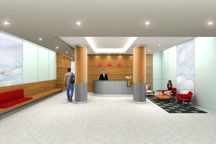The Ludlow Lobby - Lower East Side Apartment Rentals
