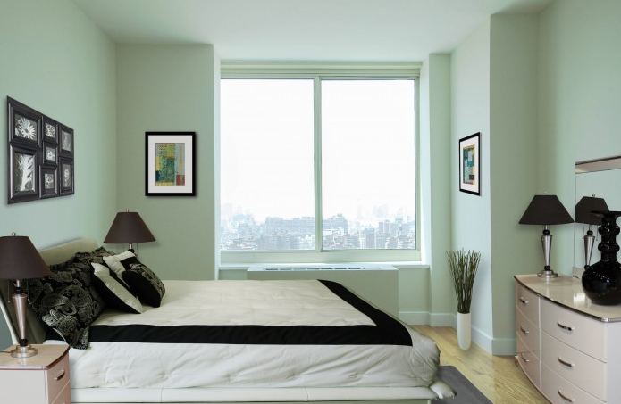 The Olivia Bedroom - Rentals in Chelsea, NYC