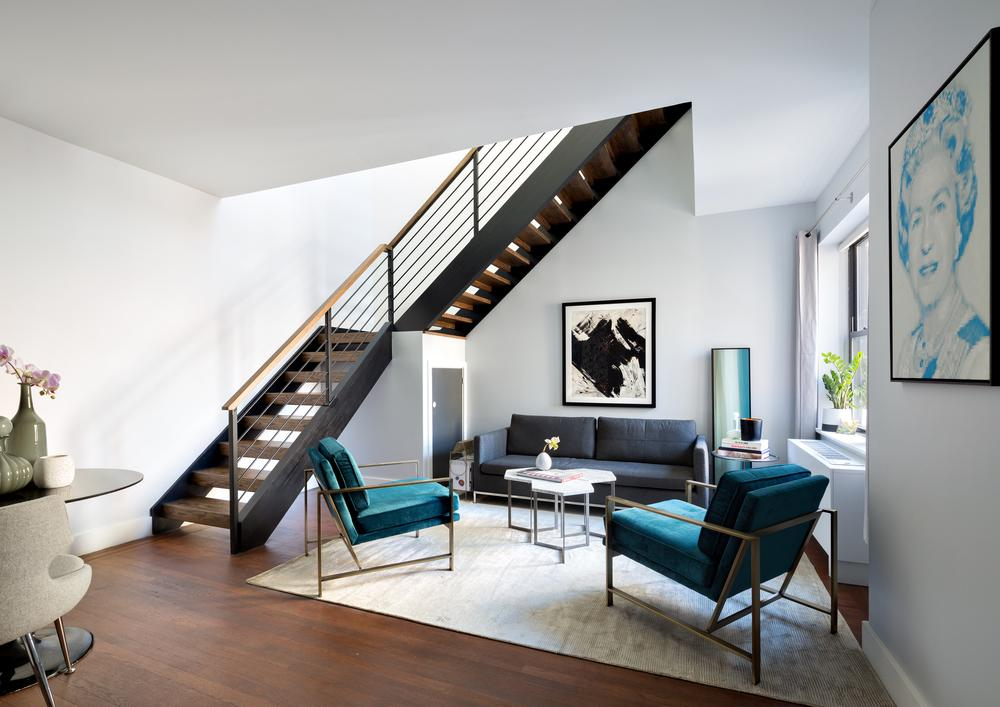Apartments for rent at The Arthur in Manhattan - Living Area
