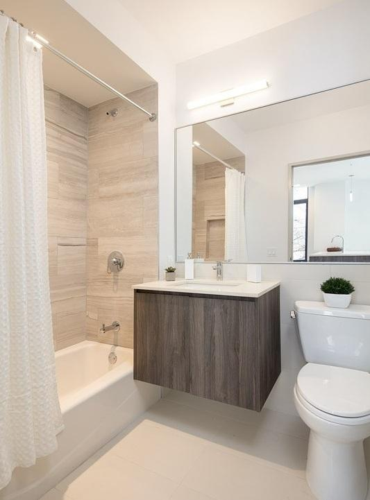 Condos for rent at 41-07 Crescent Street in NYC - Bathroom