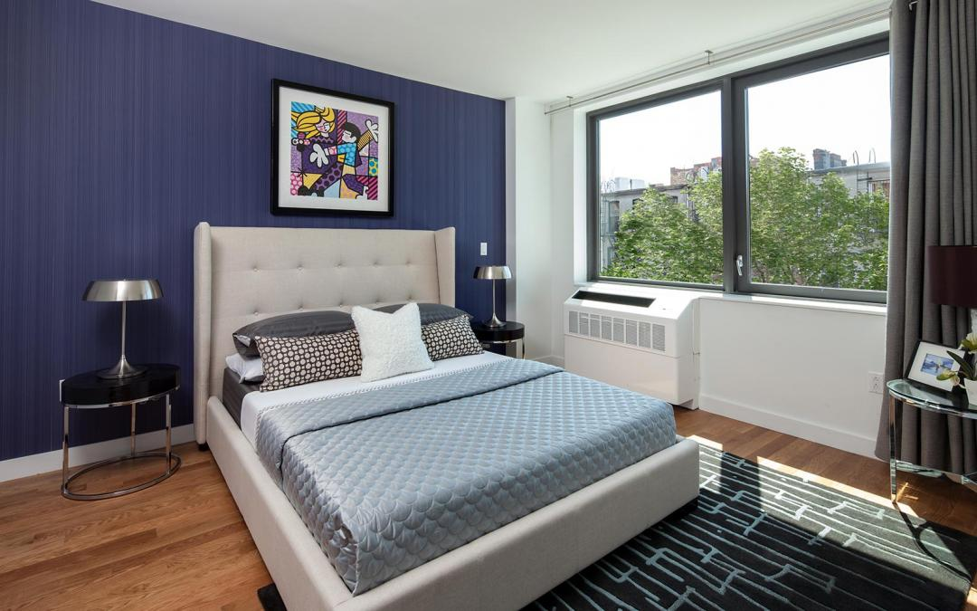 Bedroom at 316 Bergen Street in Boerum Hill