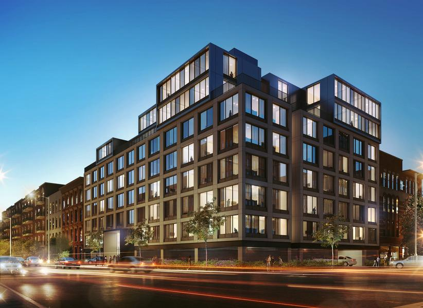 Apartments for rent at The Bergen in Boerum Hill