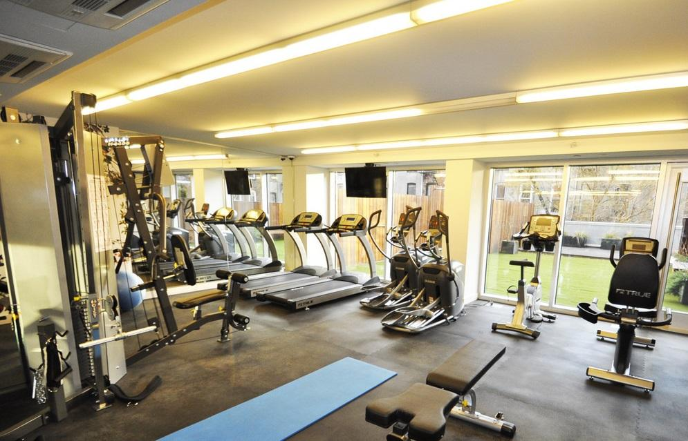 Wide variety of amenities at The Bergen in Boerum Hill - Fitness Center