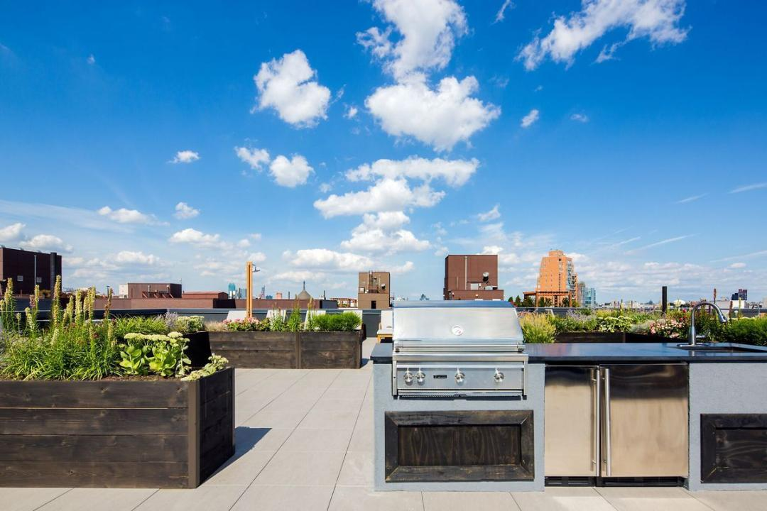 Rentals at The Berkley in NYC - Rooftop Terrace