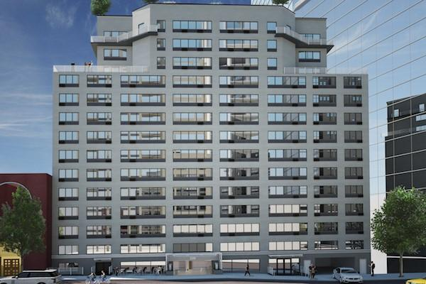 Apartments for rent at The Centra in Turtle Bay