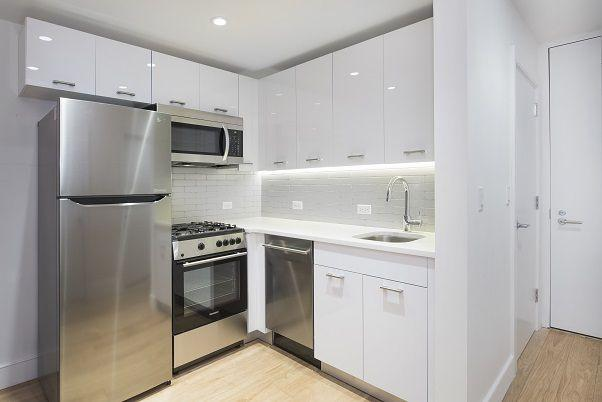 Apartments for rent at The Centra in Turtle Bay - Open Kitchen