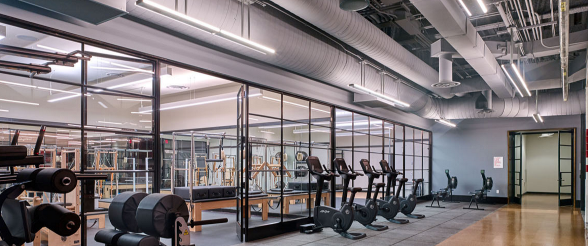 Rentals at 435 West 31st Street in Manhattan - Fitness Center