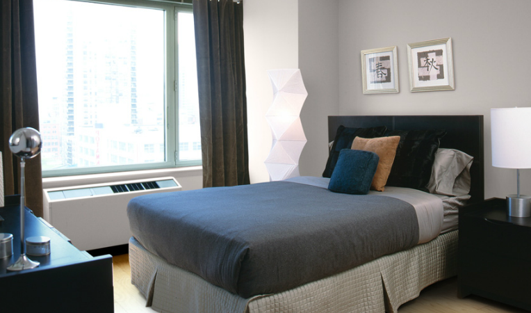 Condos for rent at The Helena in Midtown West - Bedroom