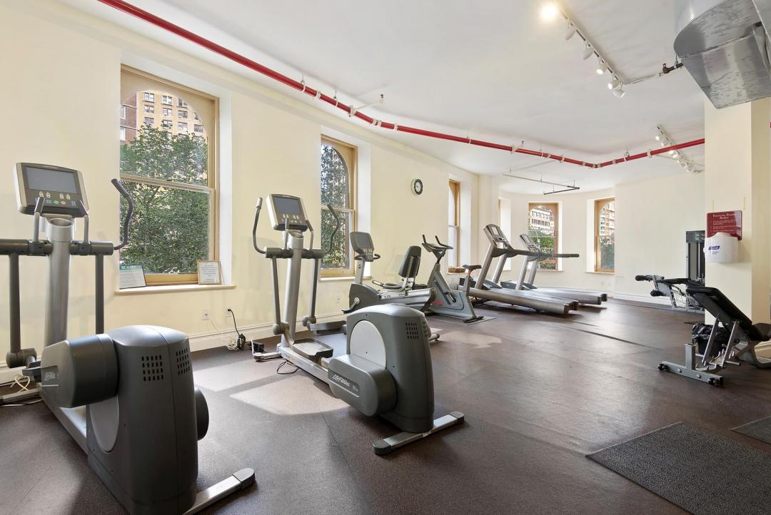 Wide variety of amenities at The Ormonde in Manhattan - Fitness Center