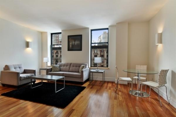 Livingroom at 154 West 70th Street in NYC