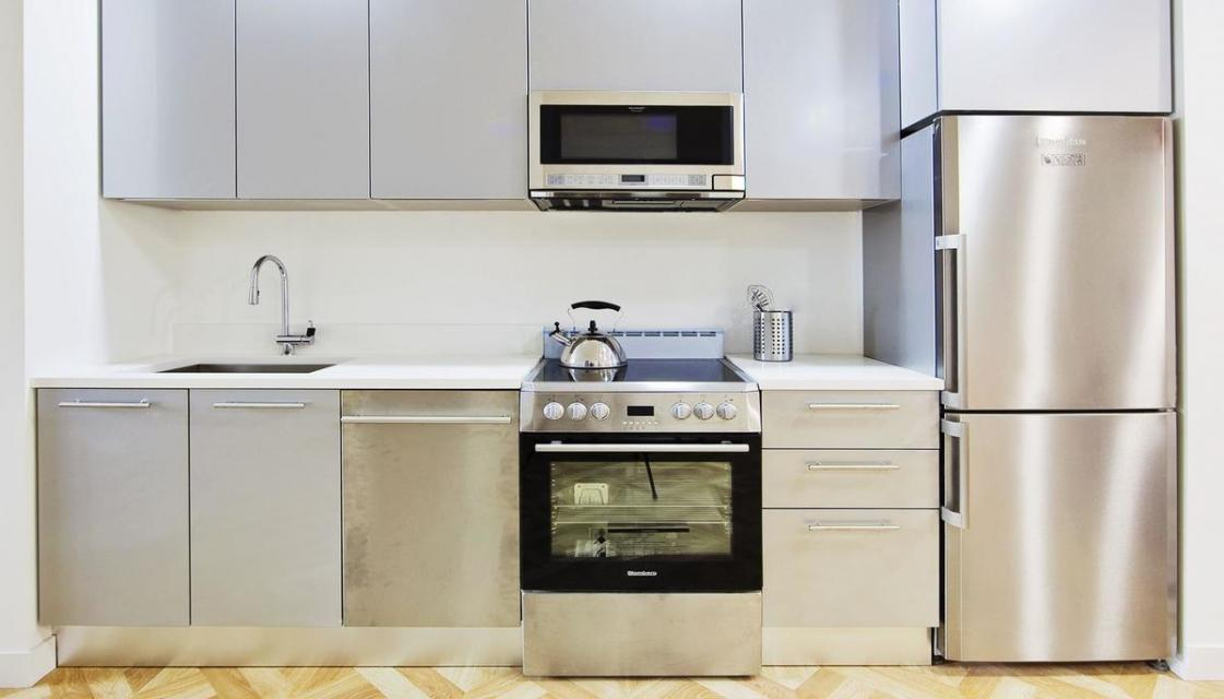 Open Kitchen at  The Robyn in NYC - Apartments for rent
