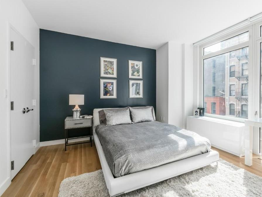 Condos for rent at The Rose Modern in NYC - Bedrooom