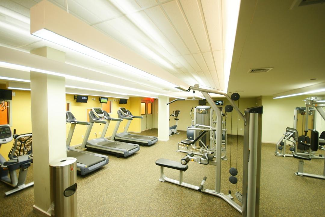 Rentals at The Wave in Brooklyn - Fitness Center