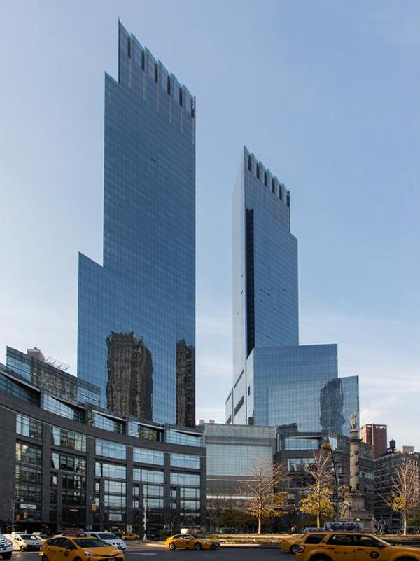 Time Warner Center Condominium NYC Condos - 25 Columbus Circle Condos for Rent