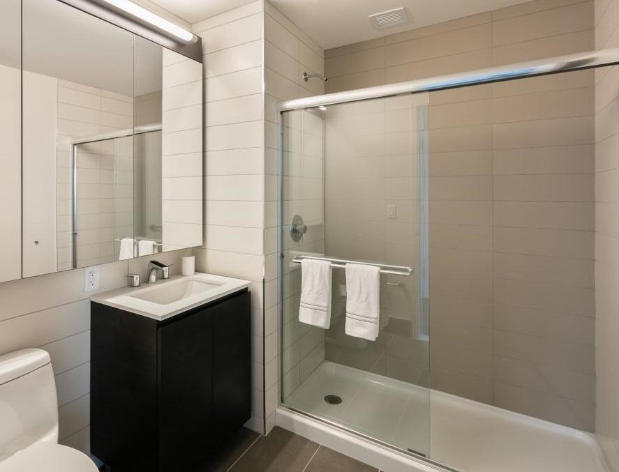 Bathroom at Tower28 in NYC - Apartments for rent