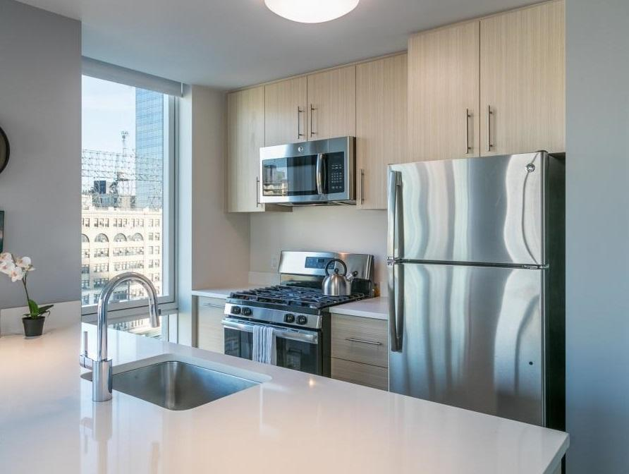Open Kitchen at 42-12 28th Street in Long Island City