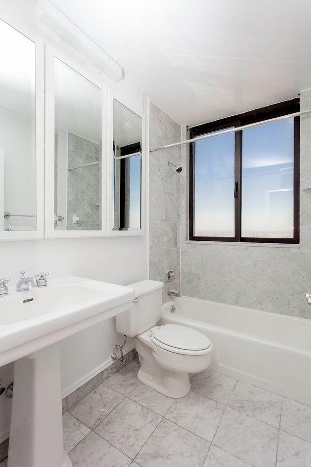 Bathroom at Tower 67 in NYC - Apartments for rent