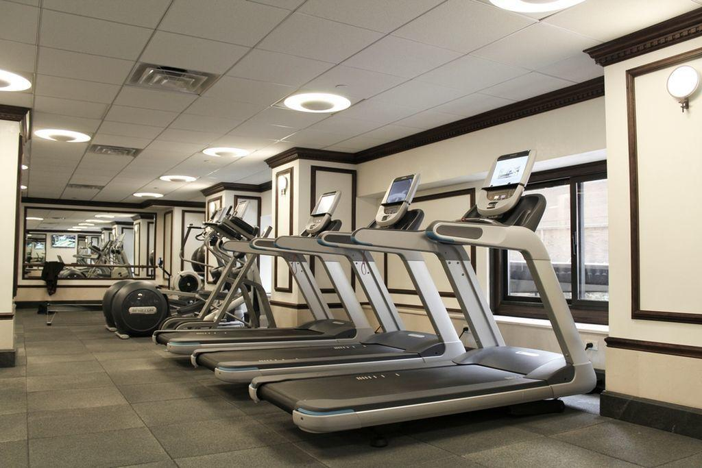 Gym at Tower 67 in NYC - Apartments for rent