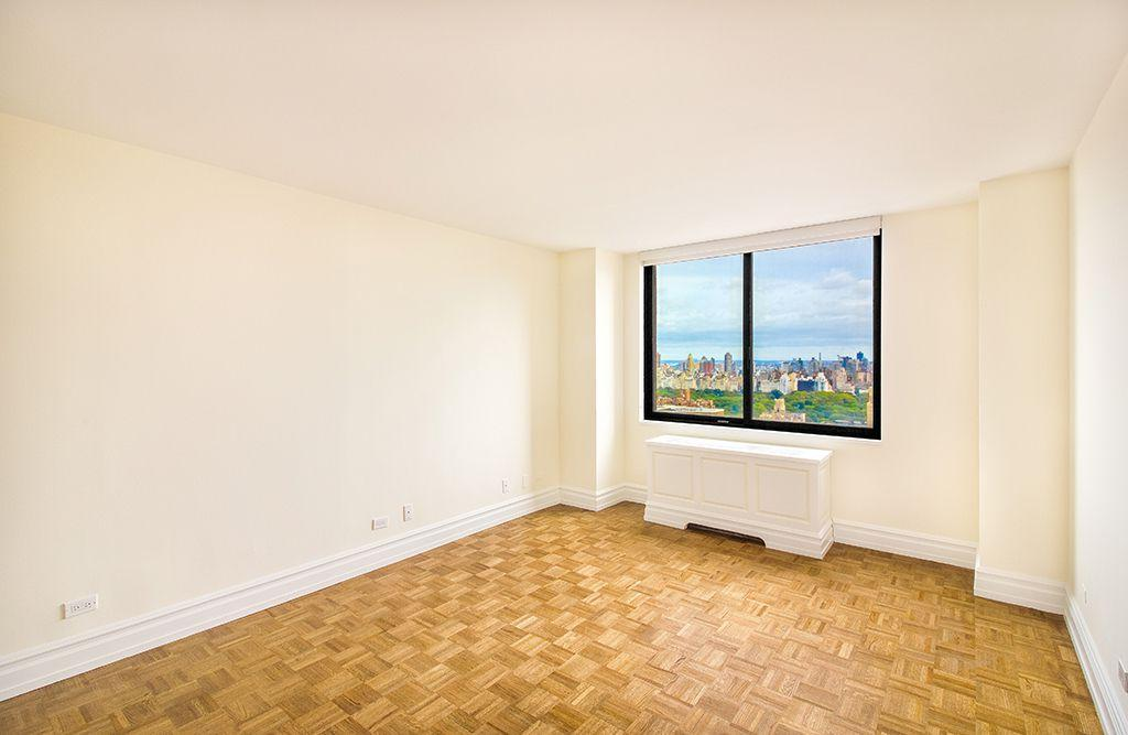Living Room at Tower 67 in NYC - Apartments for rent