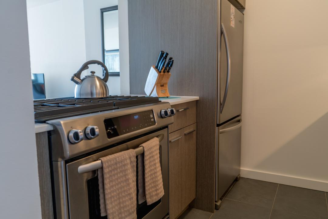 105 Duane Street  Kitchen - Manhattan Rental Apartments